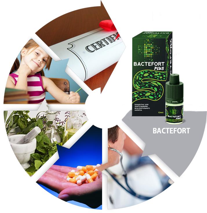 Bactefort - ingredienti - composizione - funziona - come si usa?