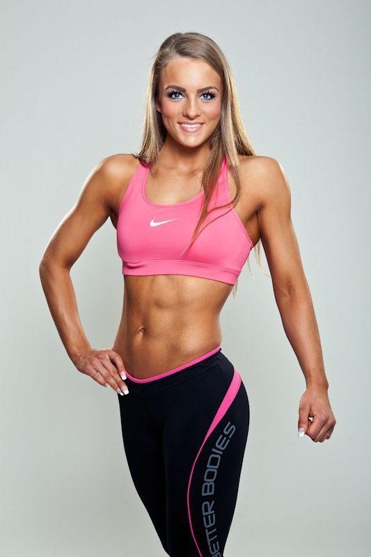 Consigli per le Donne che desiderano ottenere la massa Muscolare