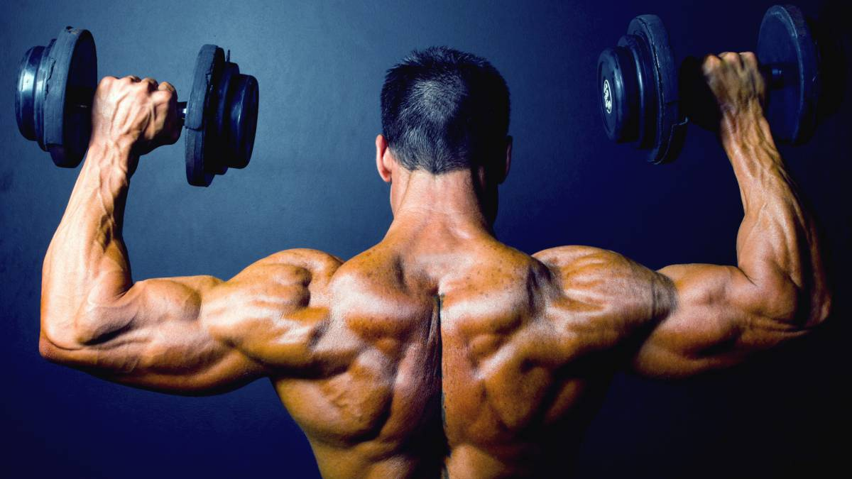 Per acquisire massa muscolare in un breve periodo di tempo