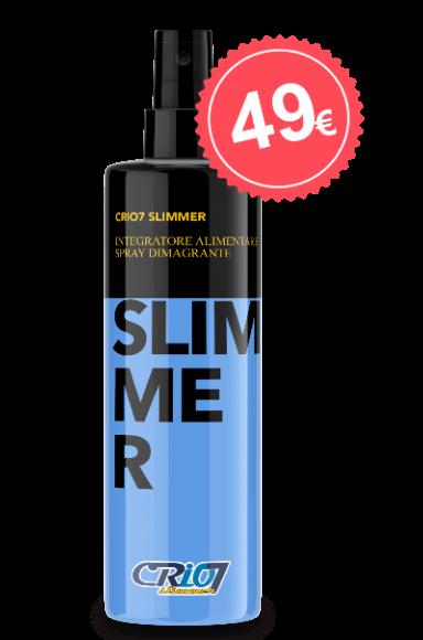 CRio7 Slimmer Spray - opinioni - recensioni - forum