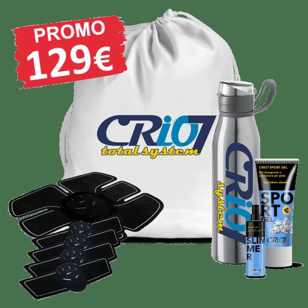 CRio7 Total System - opinioni - recensioni - forum