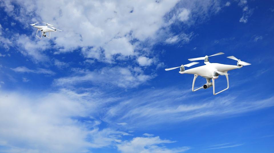 Empire Drone, come si usa, funziona