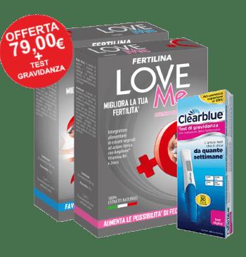 Fertilina LoveMe - opinioni - recensioni - forum