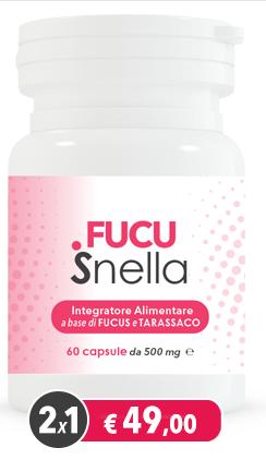 FucuSnella - effetti collaterali - controindicazioni
