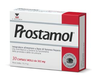 Prostamol - effetti collaterali - controindicazioni