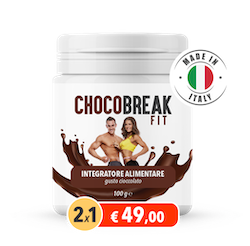 Chocobreak Fit - opinioni - recensioni - forum