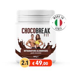 Chocobreak Fit - prezzo - funziona - opinioni - dove si compra? - sito ufficiale - Italia