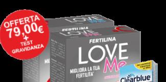 Fertilina LoveMe - prezzo - funziona - opinioni - dove si compra? - sito ufficiale - Italia