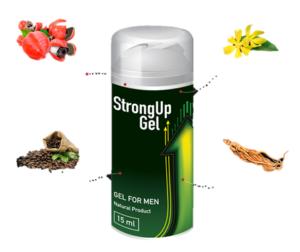 StrongUp Gel - dove si compra? in farmacia - amazon - prezzo