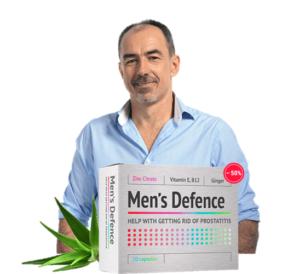 Men's Defence - effetti collaterali - controindicazioni