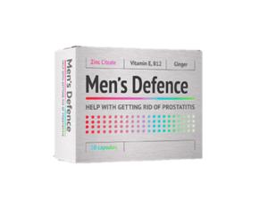 Men's Defence - opinioni - recensioni - forum