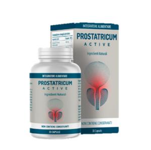 Prostatricum Active - forum - recensioni - opinioni