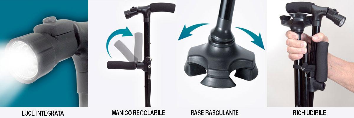 Bastone Sicuro - funziona - come si usa?