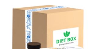 Diet Box - prezzo - funziona - sito ufficiale - Italia - opinioni - dove si compra?