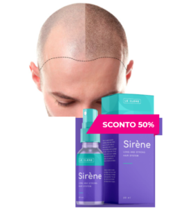 Le Clere Sirene - originale - Italia - sito ufficiale